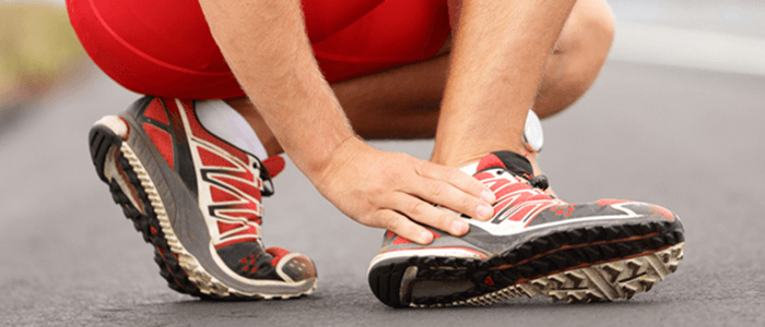 Chiropractic Raleigh NC running-ankle-injury