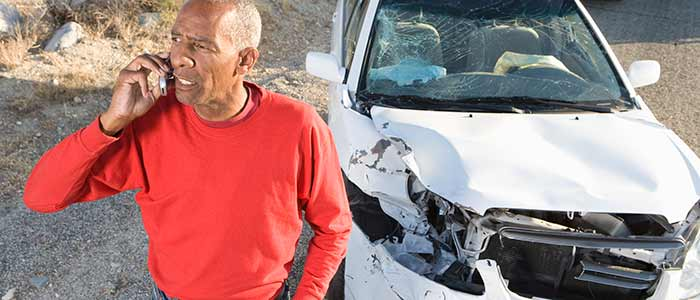 Chiropractic Raleigh NC Man In Car Accident
