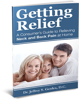 Chiropractic Raleigh NC Neck Pain Relief Book
